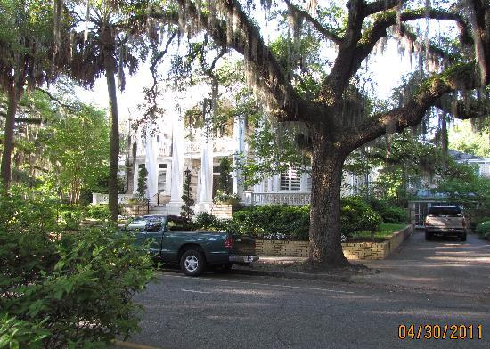 Savannah, Georgien: historic home