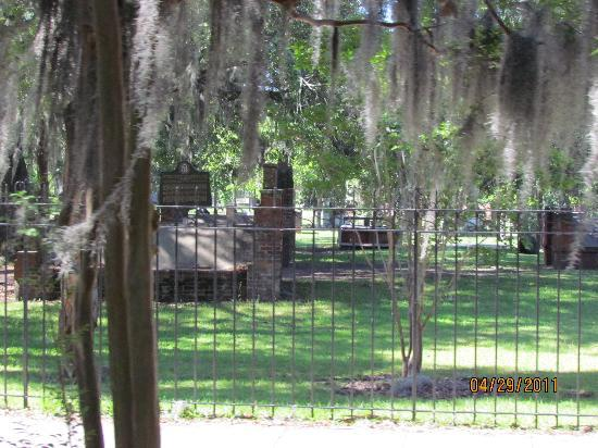 Savannah, Georgien: historic cemetary