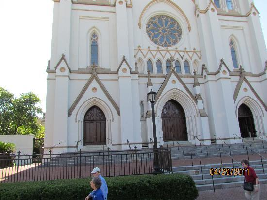 Savannah, Georgien: historic church