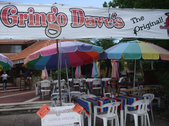 Gringo's Cantina : what a place