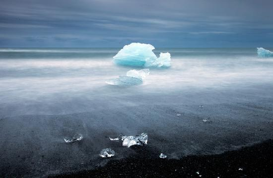 Iceland Aurora Photo Tours - Day Tours: Jokulsarlon beach
