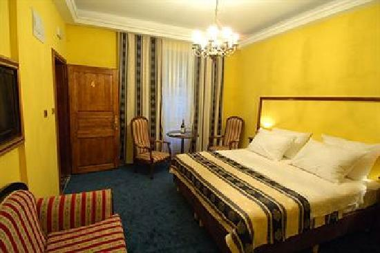 Antica Ragusa: Double room