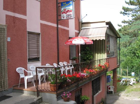 San Rocco in Turrite, Itália: Al Colleto Restaurant