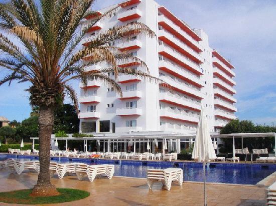 Palia Maria Eugenia Hotel : l'hotel a notre arrivée
