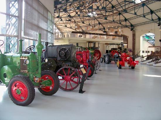 Le Compa, Conservatoire de l'agriculture