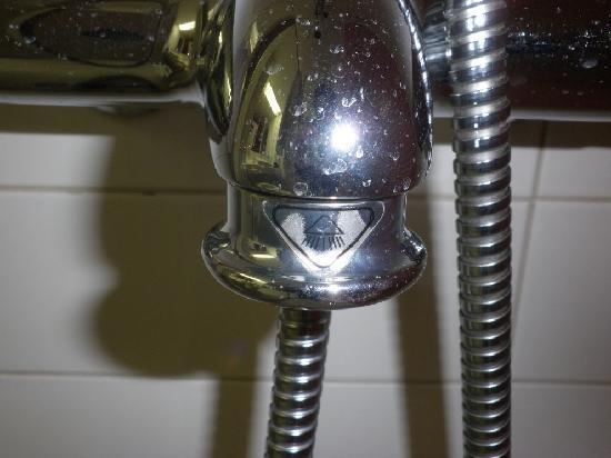 ปาร์คอินน์ พรีบัลติย์สกายา เซนต์ปีเตอร์สเบิร์ก: Shower pull down