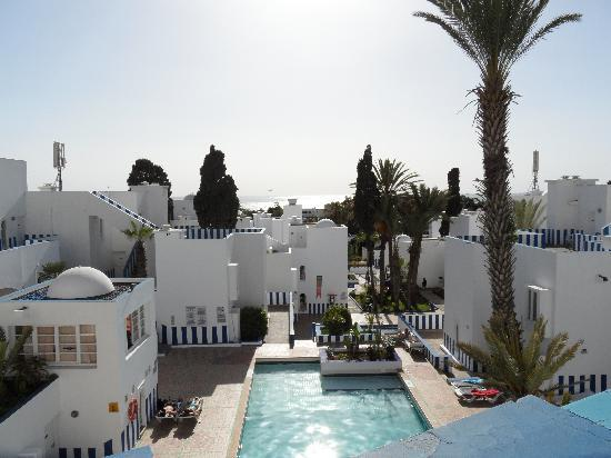 Tagadirt Hotel: Pool