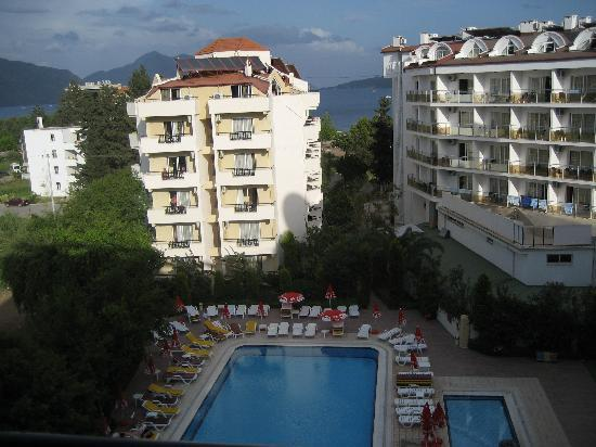 Prestige hotel apart prices reviews marmaris for Aparte hotel
