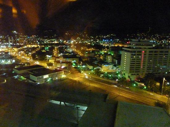 Hyatt Regency Trinidad : City View