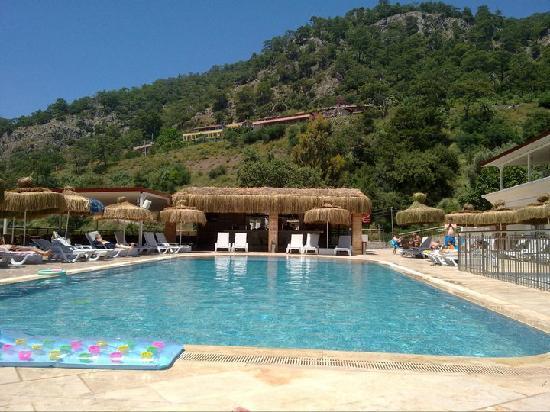 Manaspark Hotel Oludeniz: Pool