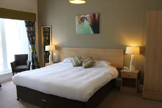 Abbot Hall Hotel: Newly Refurbished Superior Plus Room