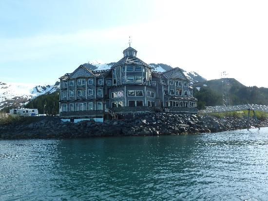 Inn From The Water Picture Of Inn At Whittier Whittier Tripadvisor