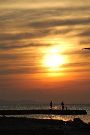 Hotel Donat: Zadar Sunset