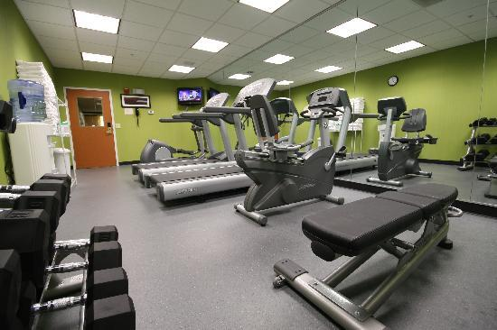 Fairfield Inn & Suites White River Junction: Complimentary use of our newly expanded Fitness Center.