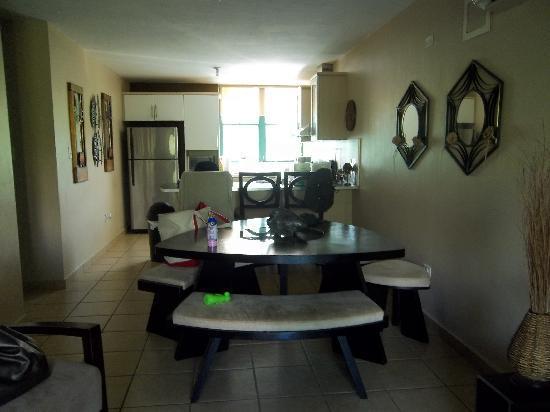 Aquatika Beach Resort: kitchen