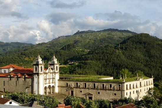 Pousada Mosteiro Amares: Amares view