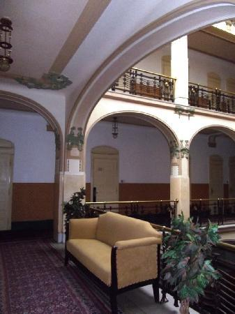 Hotel Evropa: Interior of hotel
