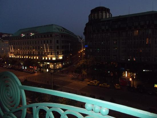 Hotel Evropa: View 4 a.m.