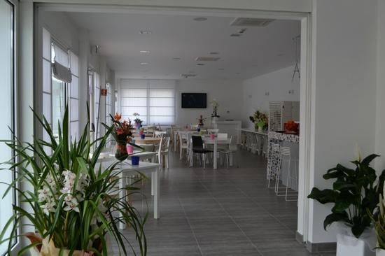 Maree Hotel: sala colazione