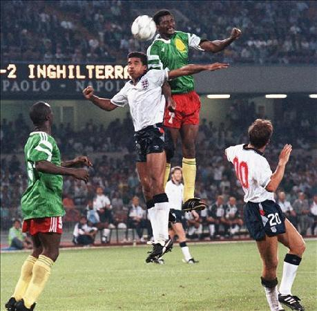 Cameroon: indomitable lions vs Agentina 90