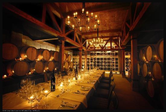 Trius Winery Restaurant Niagara On The Lake Menu