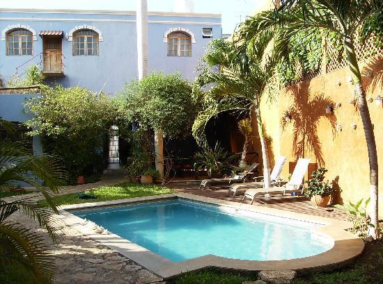 Hotel marionetas desde 1 271 m rida yucat n for Hoteles en merida con piscina