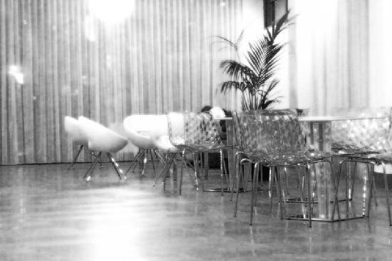 Hotel Marcus : sala comune dell'Hotel