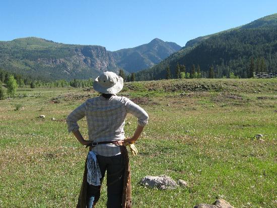 Wilderness Trails Ranch: Best view ever