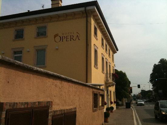 Hotel Opera: hotel