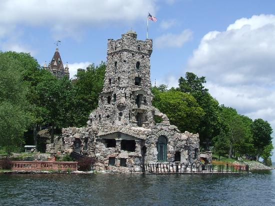 Boldt Castle and Yacht House: Playhouse