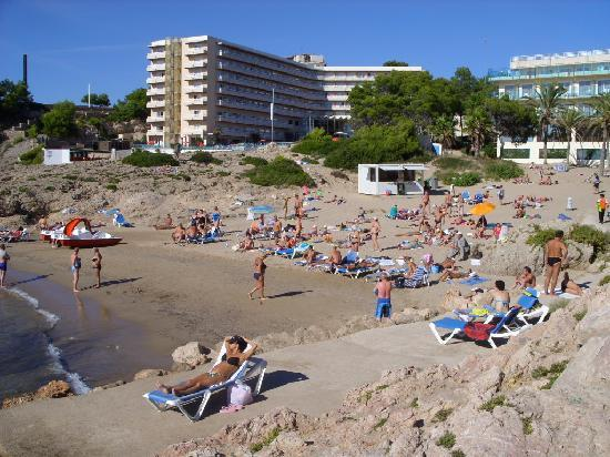 Hotel Best Cap Salou: PHOTO DE LA PLAGE