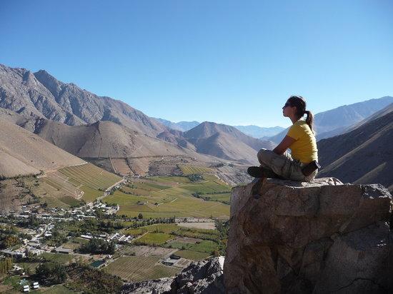 Turismo Migrantes : Trekking Pisco