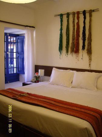 Tierra Viva Cusco Saphi: Room 201