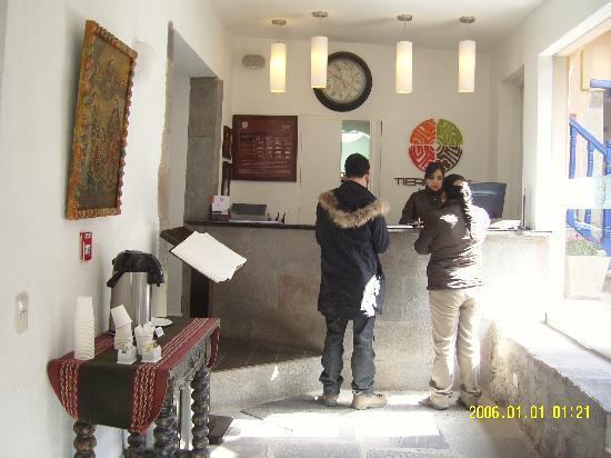 Tierra Viva Cusco Saphi: Lobby