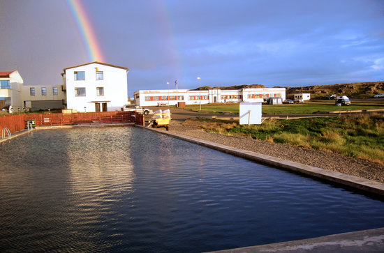 Isafjordur, Island: Swimming pool