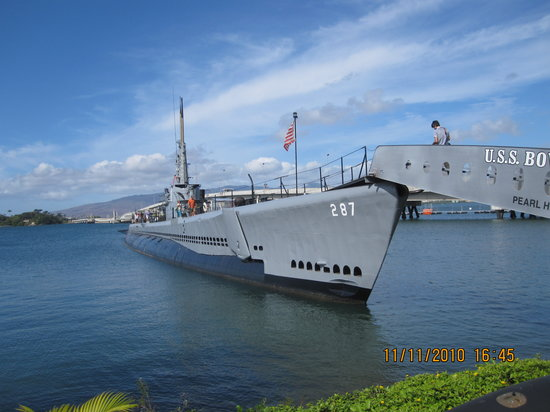 USS Bowfin Submarine Museum & Park: bowfin