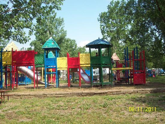 Camp Sandusky: The New Playground