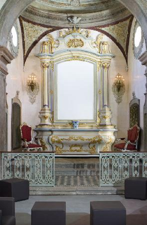Pousada Palacio Estoi: Chapel