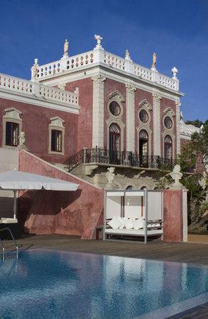 Pousada Palacio Estoi: Swimming pool