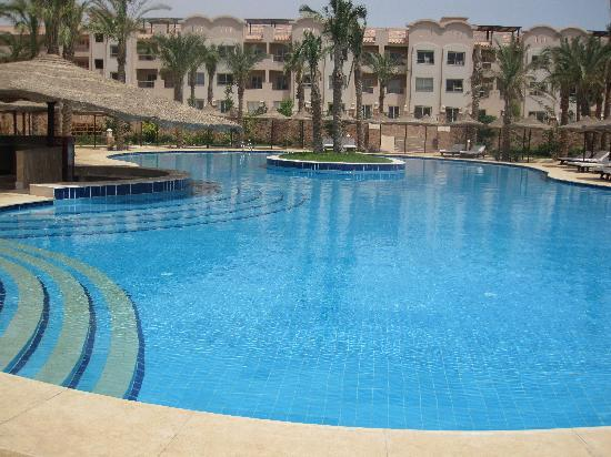 Pyramisa Sunset Pearl Apartments Hurghada: great pool