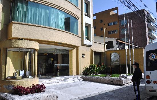 Кито, Эквадор: La Colina Suites