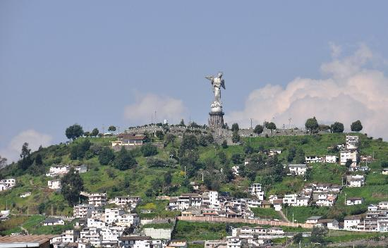 Кито, Эквадор: Quito Landscape