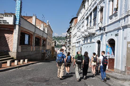 Кито, Эквадор: Quito Street