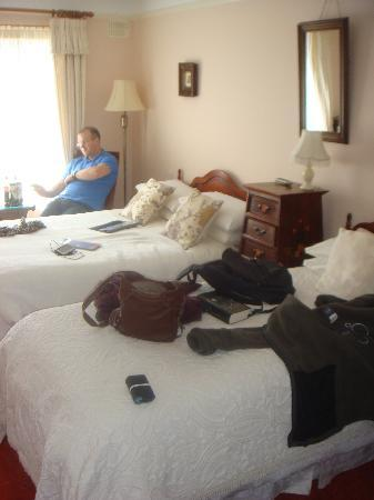 St. Jude's Bed and Breakfast: Betten
