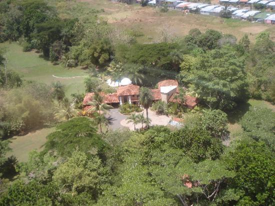 Forest Hills Suites: ARIEL VIEW