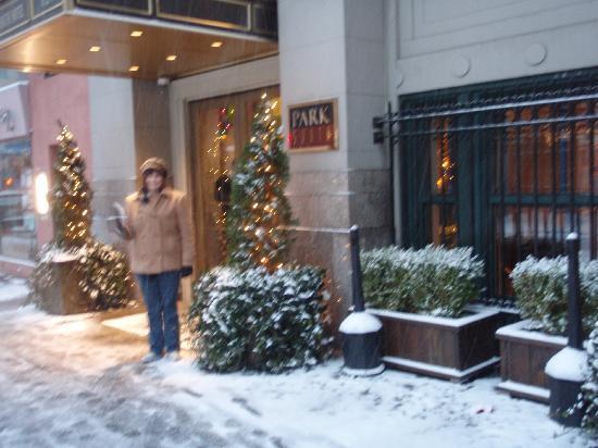 Park South Hotel: Very Quaint
