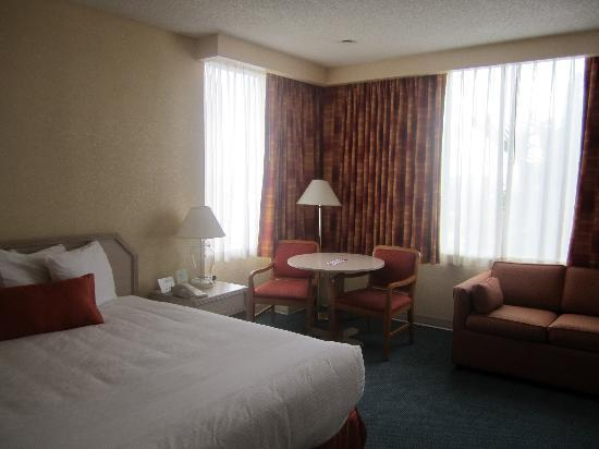 Ramada Kissimmee Gateway: A King Room
