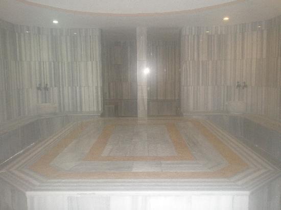 White Lilyum Hotel : Банька