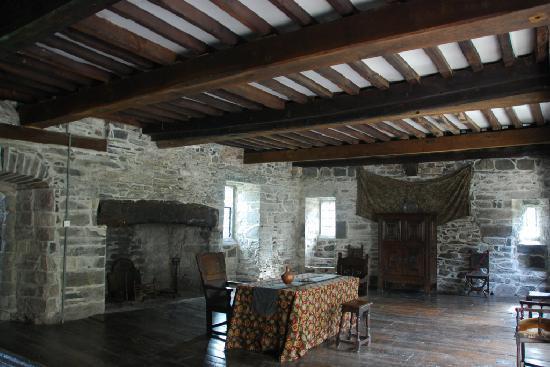 the interior picture of gwydir castle llanrwst tripadvisor