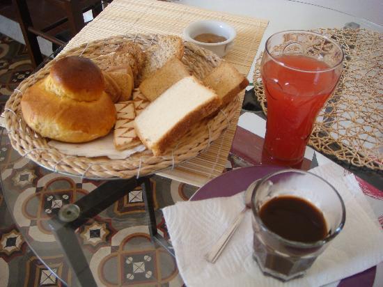 Da Gianni e Lucia Rooms: My breakfast